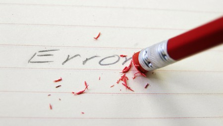 8 errores comunes que comete un bloguero principiante #infografía