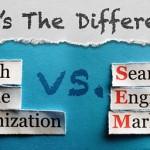 Comparativa entre SEO y SEM: cómo usarlos en marketing digital